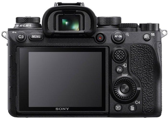Sony A9 Mark II camera
