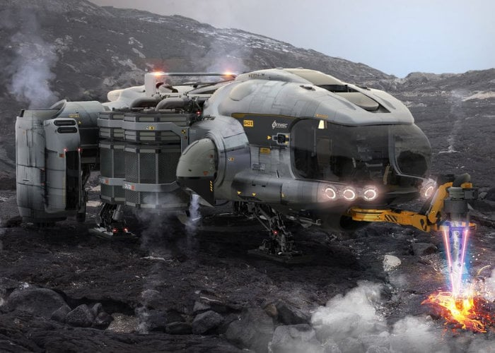 Play Star Citizen space adventure game free until November 4th