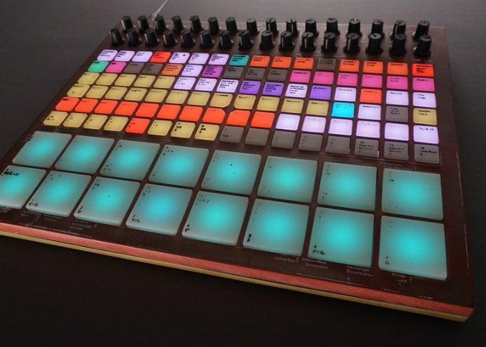 Strata Ableton Live controller