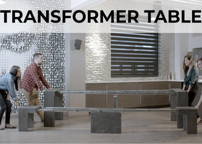 Transformer table
