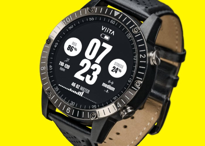 VIITA Race HRV smartwatch