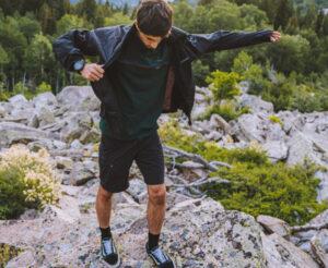 Whistler Self-Healing Windbreaker jacket