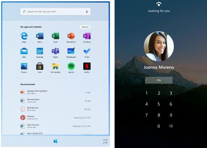 Windows 10X operating system