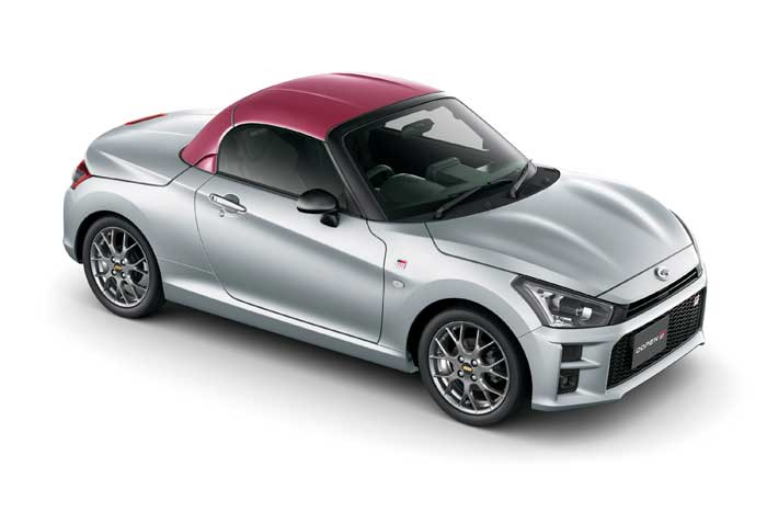 Toyota Copen GR Sport Heads to Japan
