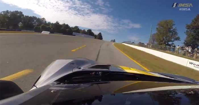 The Corvette C8.R racer makes a glorious noise