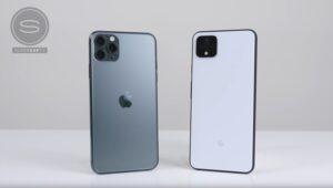 Google Pixel 4 XL camera vs iPhone 11 Pro Max camera