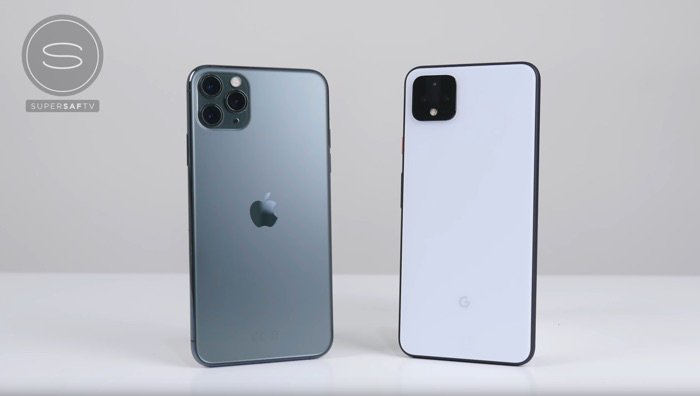 Google Pixel 4 XL camera vs iPhone 11 Pro Max camera