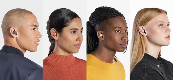 New Google Pixel Buds headphones unveiled (Video)