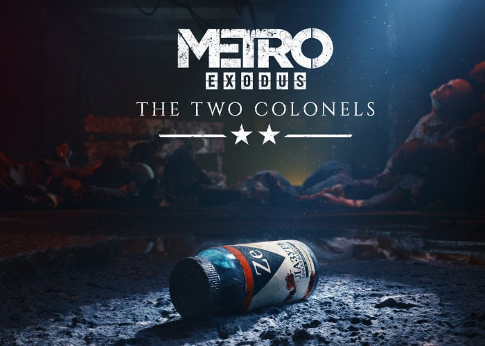 Metro Exodus The Two Colonels ray tracing technology tested