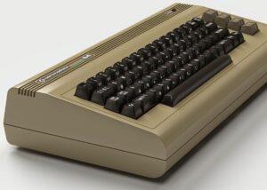 secret hidden Commodore 64 program