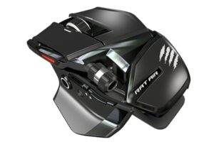 wireless gaming mouse