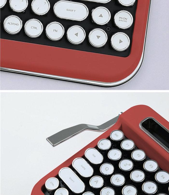 wireless mechanical keyboard