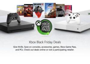 2019 Xbox Black Friday deals