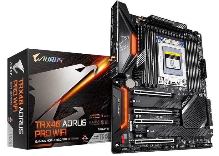 AMD Ryzen motherboard