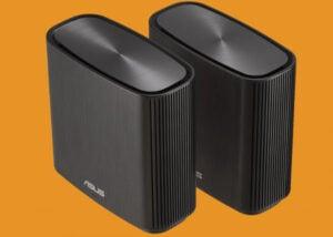 ASUS ZenWiFi wireless mesh network system