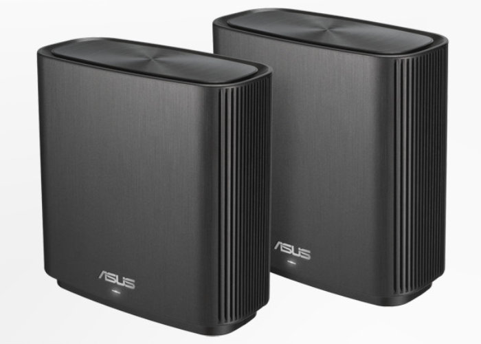 ASUS ZenWiFi wireless mesh network system