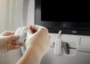 AirFly Pro wireless headphone adapter