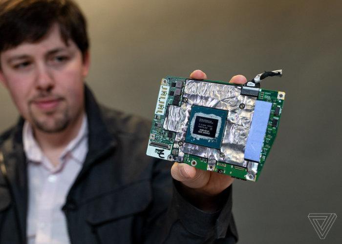 Alienware Area-51m laptop GPU upgrade