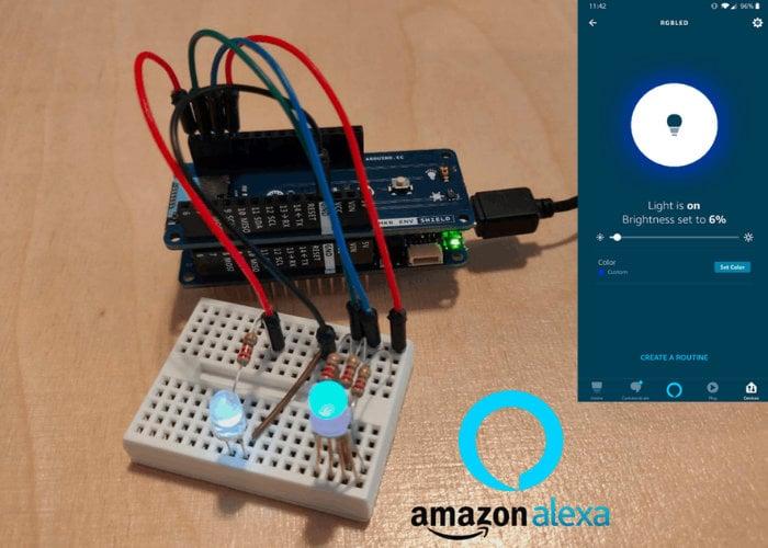 Arduino Internet of Things Cloud
