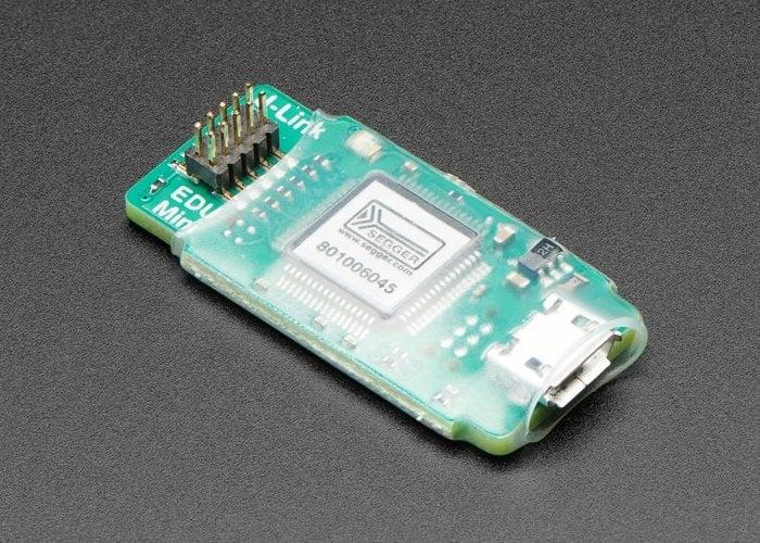 Arduino Nano 33 BLE loade with Mbed OS