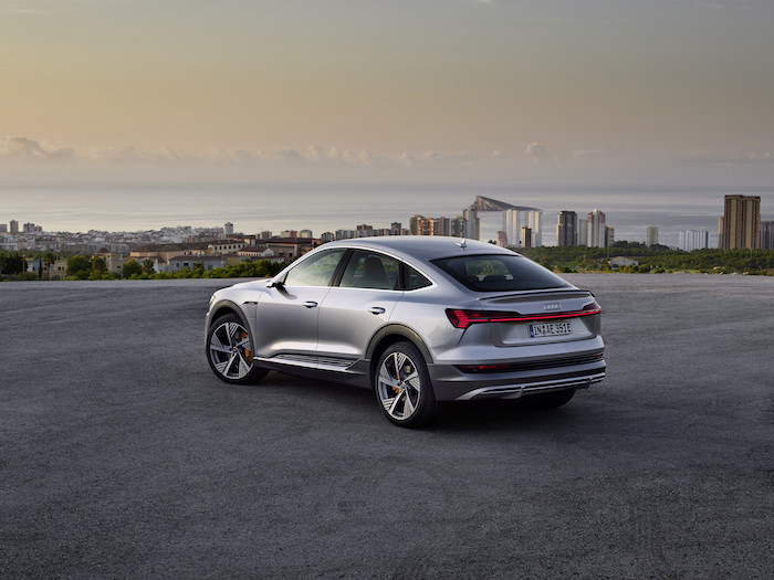Audi e-tron Sportback gets official