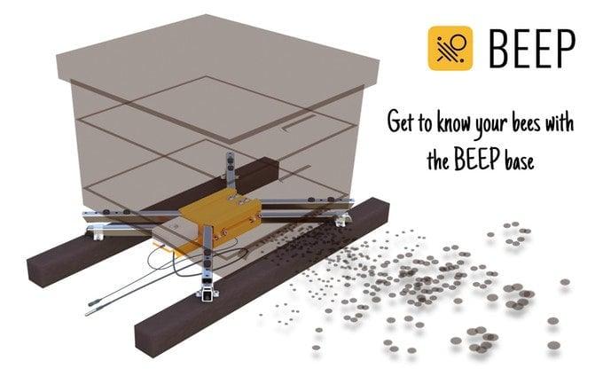 BEEP Bee Hive sensor