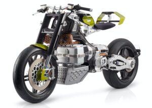 Blackstone HyperTek electric motorcycle