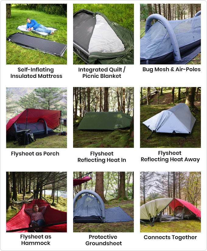 Camping system