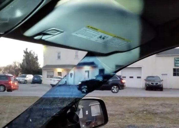 Car blind spot problem Alaina Gassler