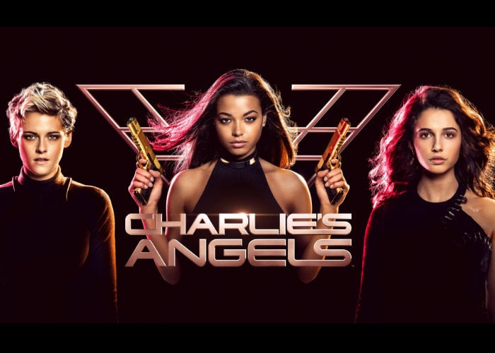 Charlie's Angels 2019 movie