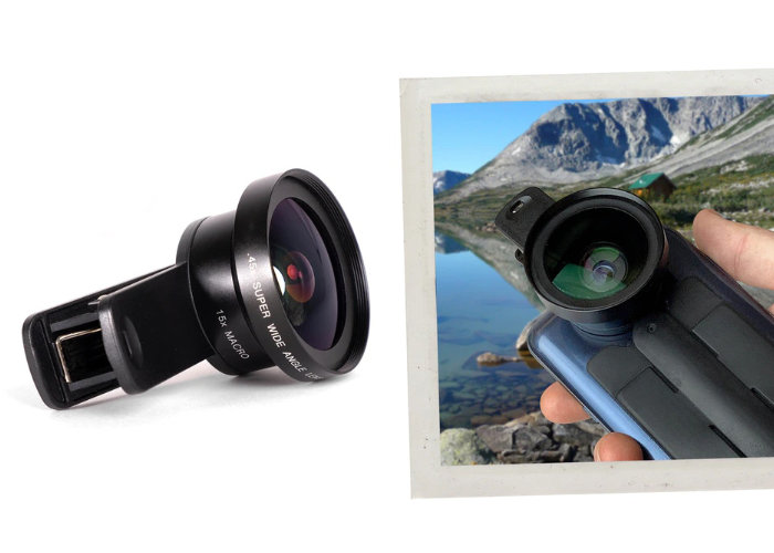 ClixPro smartphone lens kit