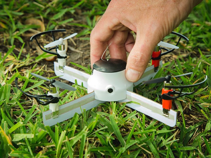 Save 40% on the DIY Drone Builder Kit