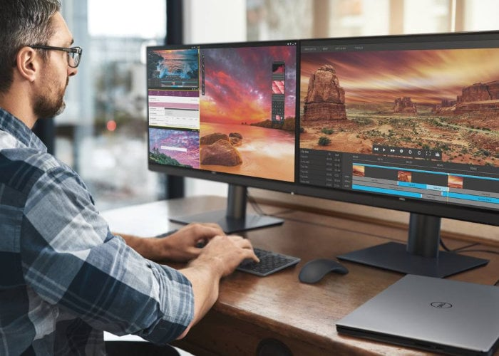 Dell UltraSharp 27 4K PremierColor Monitor