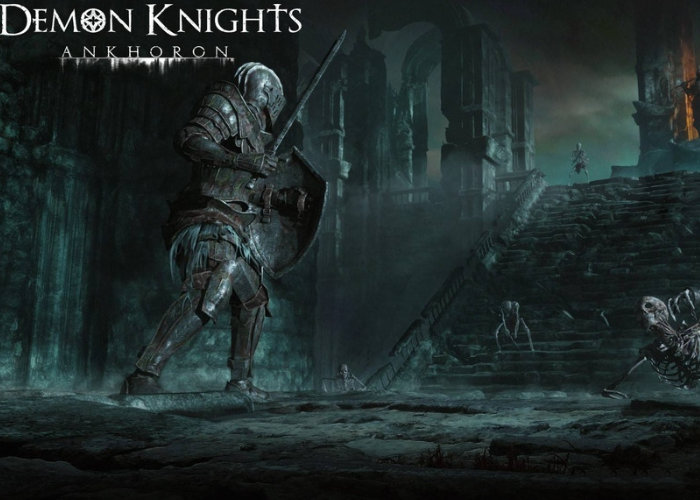 Demon Knights of Ankhoron RPG action