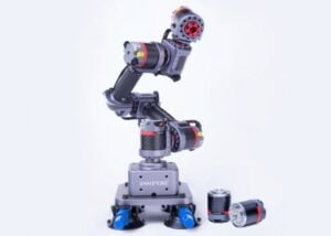 GLUON programmable moudular robotic arm
