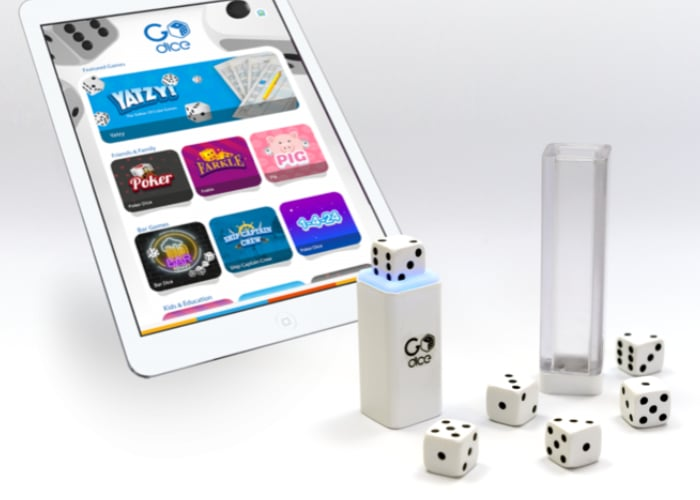 GoDice Bluetooth dice