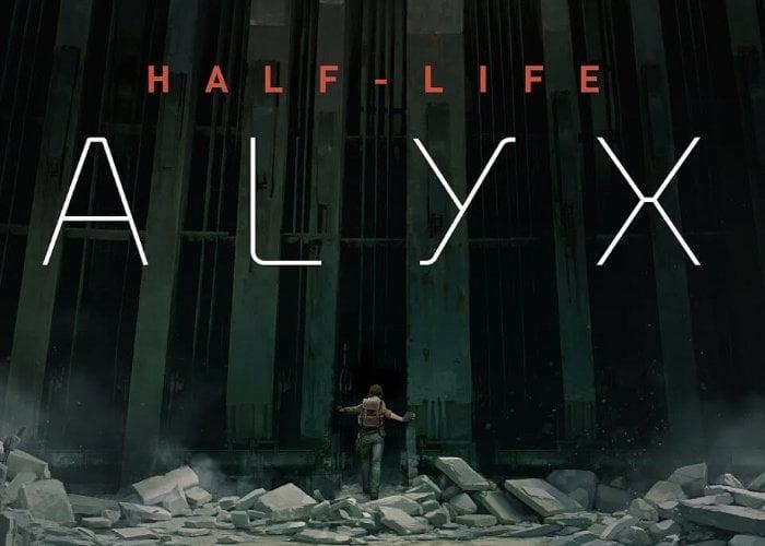 Valve Half-Life Alyx VR Game First Teaser Released