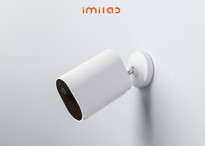 "If you are searching for an affordable home security camera system you may be interested in the Imilab EC2 security system which includes night vision, 1080p resolutions and is IP 66 certified. Pledges are available from £255 offering a 31 percent saving off the recommended retail price. If all goes well with manufacturing worldwide deliveries expected to take place before the end of the year. The security camera is equipped with a built-in rechargeable battery that is capable of providing up to four months viewing on a single charge. The home security camera needs only be charged three times a year and can be easily unfixed and recharged whenever required. The creators of the home security camera system explain more about its features and inspiration. ""Home security is on every home owner's mind. No budget to hire security guard? Don't worry! Security camera is the best solution to monitor your home wherever you are & watch over the things in your life you value most. However installing traditional CCTV equipment is really messy and make people frustrated. What's more? You will receive the bill every month, which cost you even more than the cameras. IMILAB EC2 is a 1080P wireless security camera with best performance in price for an AI system. It can work 24/7 to monitor your home, identifying dangerous automatically. Never breakdown. No vacation. No need to pay salary. It is even better than a security guard."""