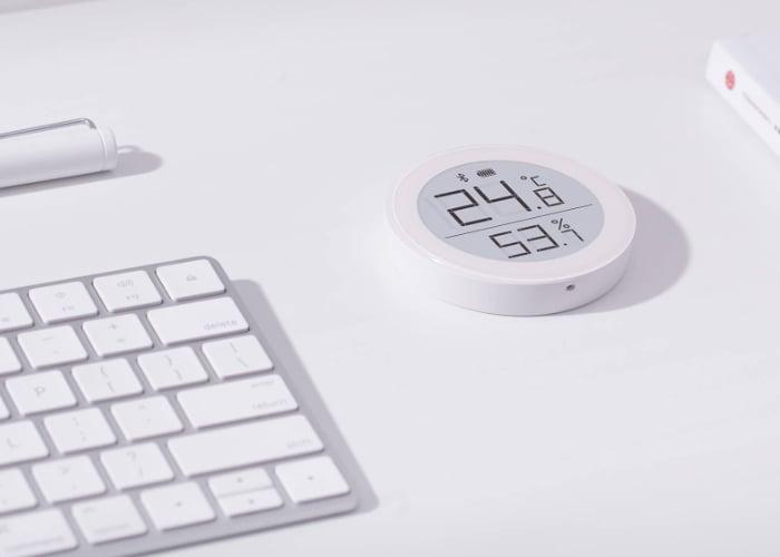 HomeKit temperature sensor