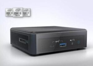 Intel NUC Frost Canyon mini PC