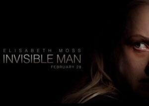 Invisable man film 2020