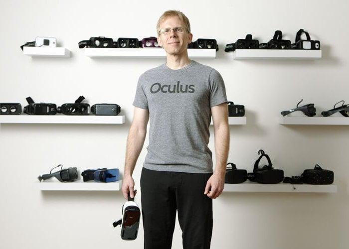 "John Carmack awarded VR Lifetime Achievement – ""might be premature"" he says"