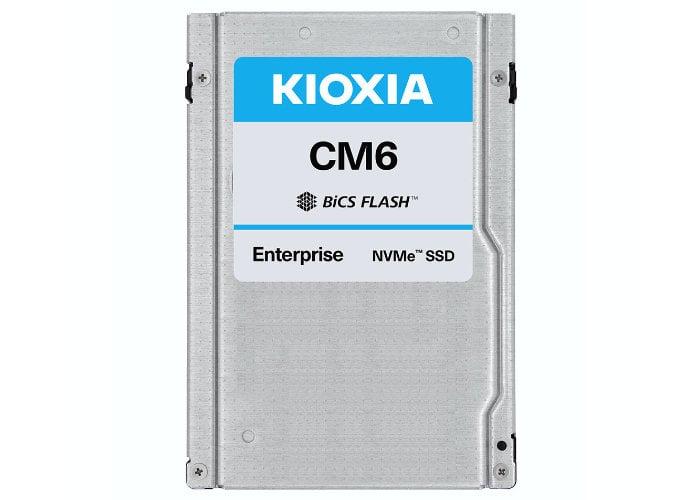 KIOXIA unveiled PCIe 4.0 Enterprise NVMe SSDs