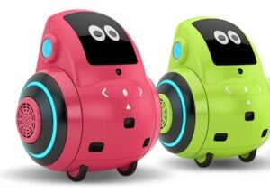Kids educational robot