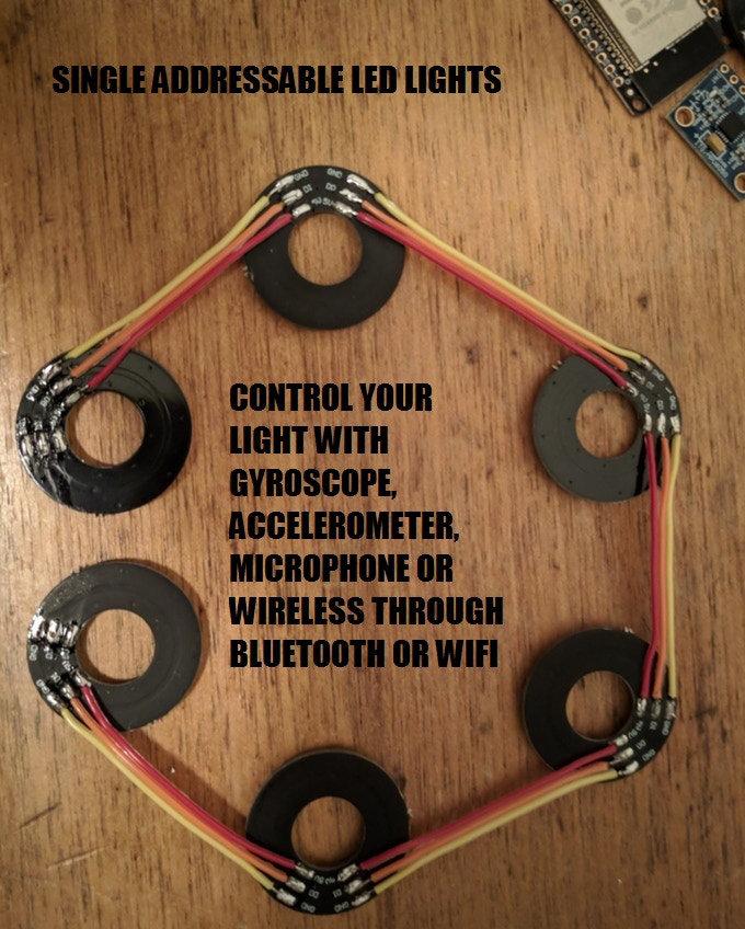 Lightboks programmable light cubes