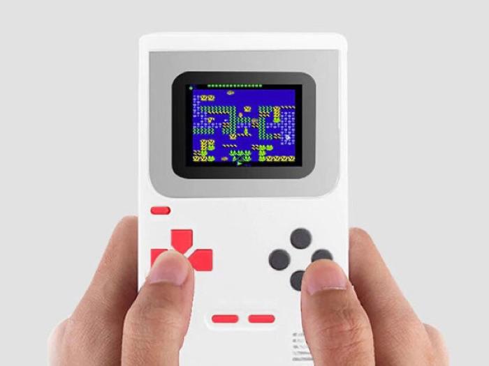 Mini Handheld Game Console 2.0