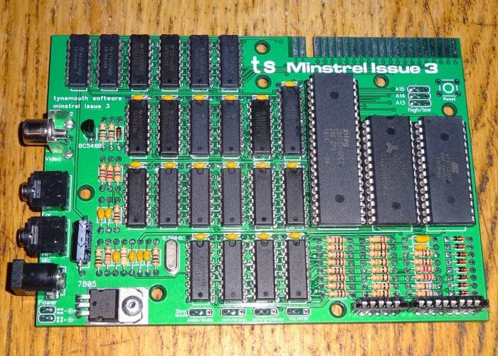 Minstrel ZX81 compatible