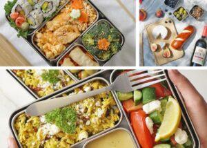Modular lunchbox