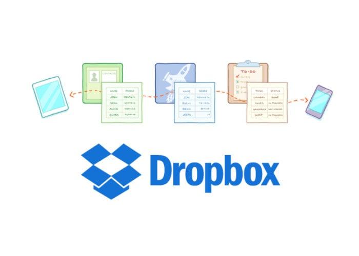 New Dropbox extensions