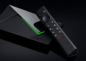 New NVIDIA Shield TV remote